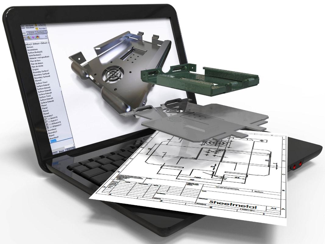 Prozesskette Blech | SPI GmbH